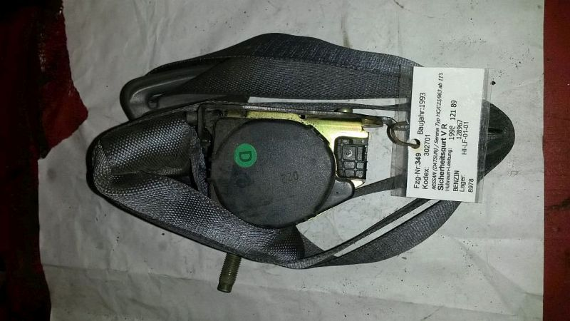 Sicherheitsgurt rechts vorn Sicherheitsgurt V R NISSAN SERENA (C23M) 2.0 16V 93 KW