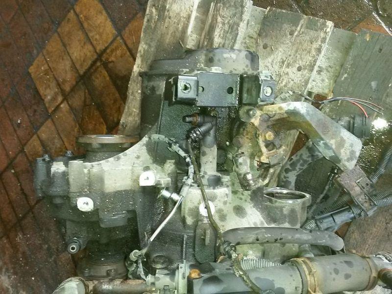 Getriebe (Schaltung) 5 Gang SchaltgetriebeSKODA FABIA COMBI (6Y5) 1.9 TDI