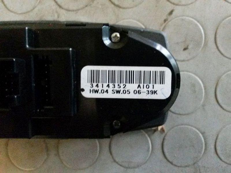 Schalter Fensterheber links vorne FensterheberschalterBMW X3 (E83) 2.0D