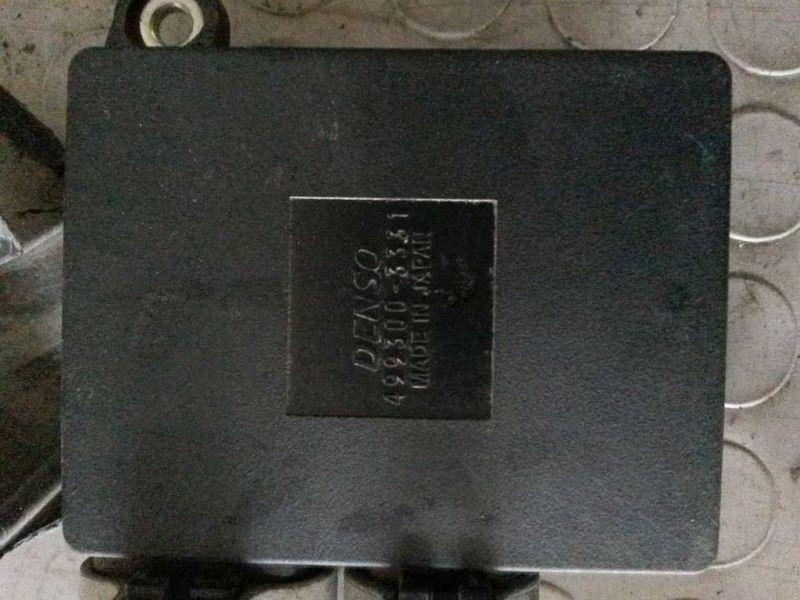 Lüftersteuergerät Steuergerät für ElektrolüftermotorMAZDA 5 (CR19) 1.8
