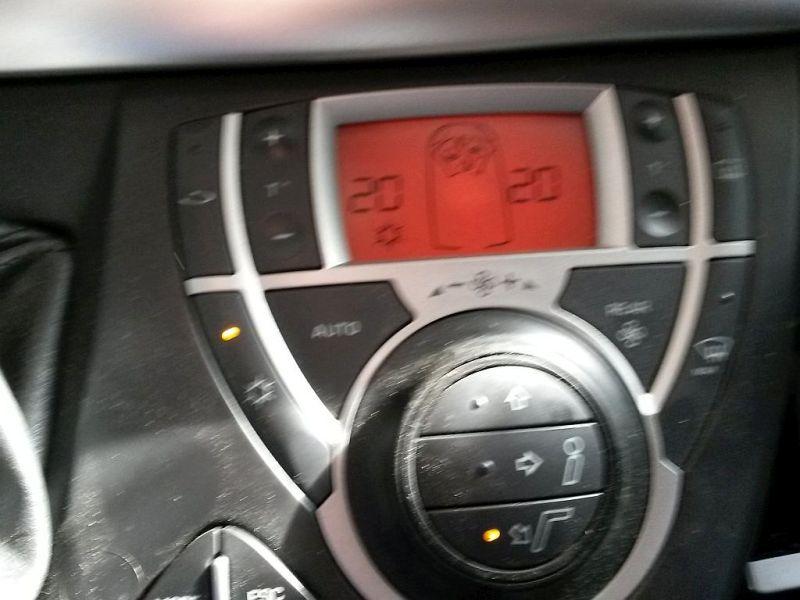 Bedienelement, Klimaanlage PEUGEOT 807 (E) 2.2 HDI