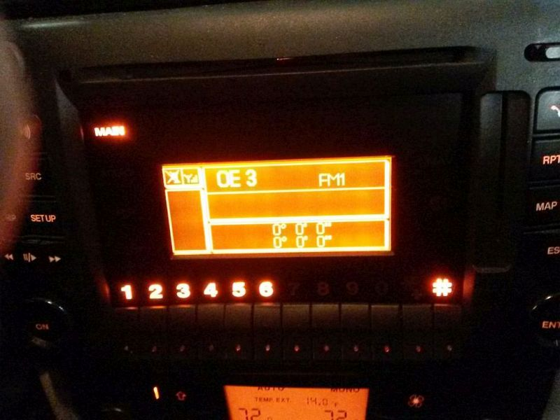 CD-Radio FIAT STILO MULTI WAGON (192) 1.9 JTD