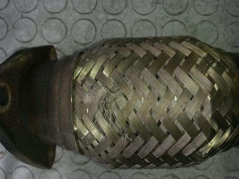 Auspuffrohr Flexrohr vorneAUDI A4 (8E2, B6) 2.5 TDI