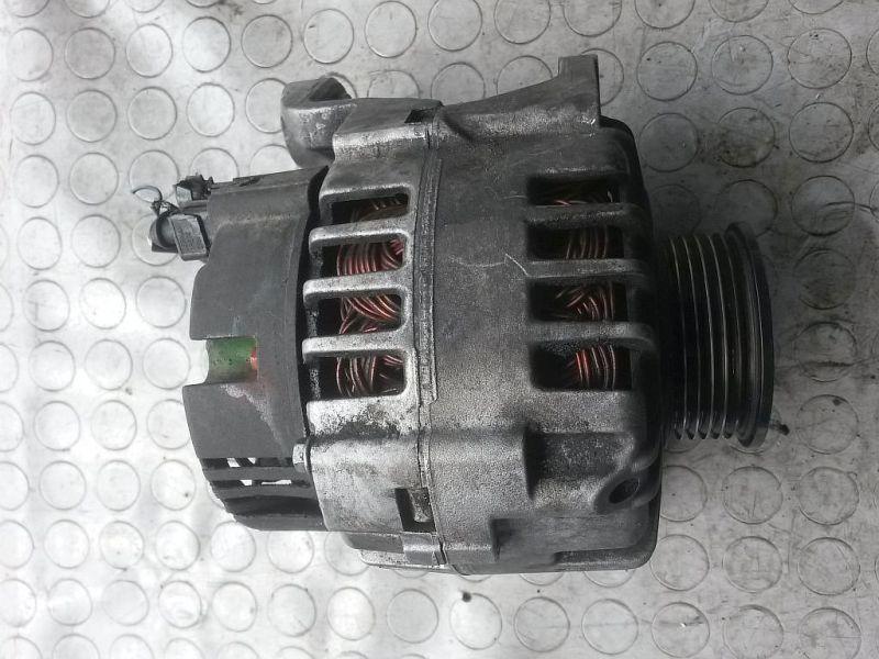Lichtmaschine AUDI A4 (8E2, B6) 2.5 TDI