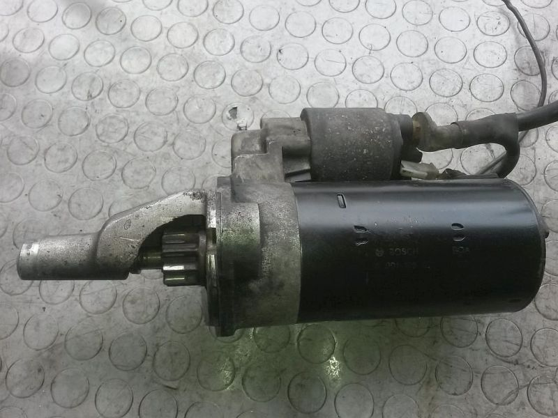 Anlasser StarterAUDI A4 (8E2, B6) 2.5 TDI