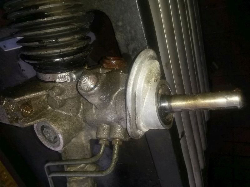 Lenkgetriebe Servo FORD GALAXY (WGR) 1.9 TDI