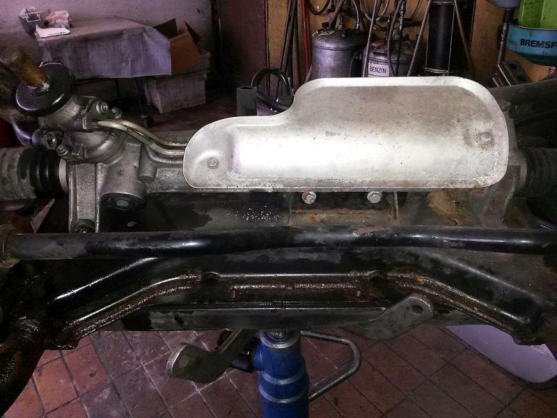 Lenkgetriebe Servo MINI MINI R50 COOPER