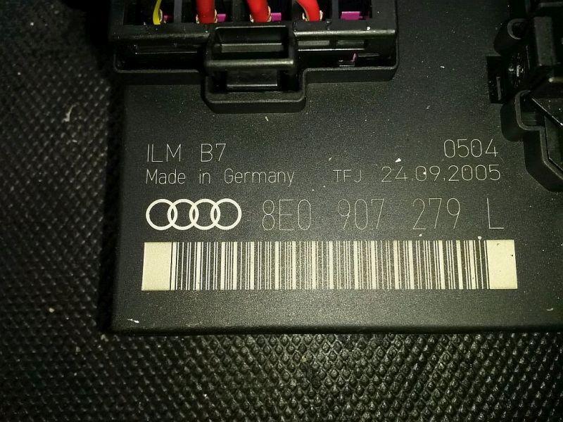 Steuergerät Bordnetz SteuergerätAUDI A4 AVANT (8ED, B7) 1.9 TDI