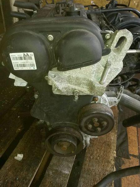 Motor ohne Anbauteile FORD FIESTA VI 1.25