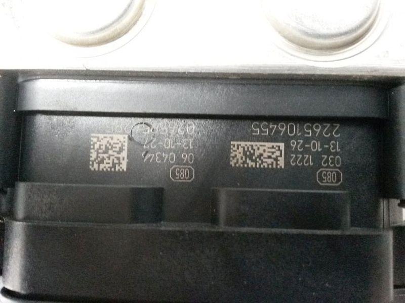 Bremsaggregat ABS DACIA LOGAN MCV II TCE 90 LAUREATE