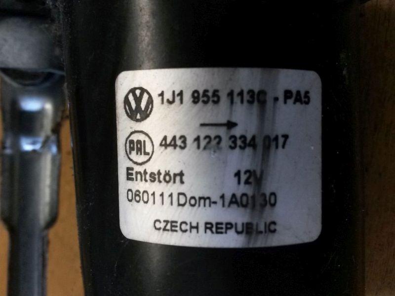 Wischermotor vorne SEAT LEON (1M1) 1.9 TDI